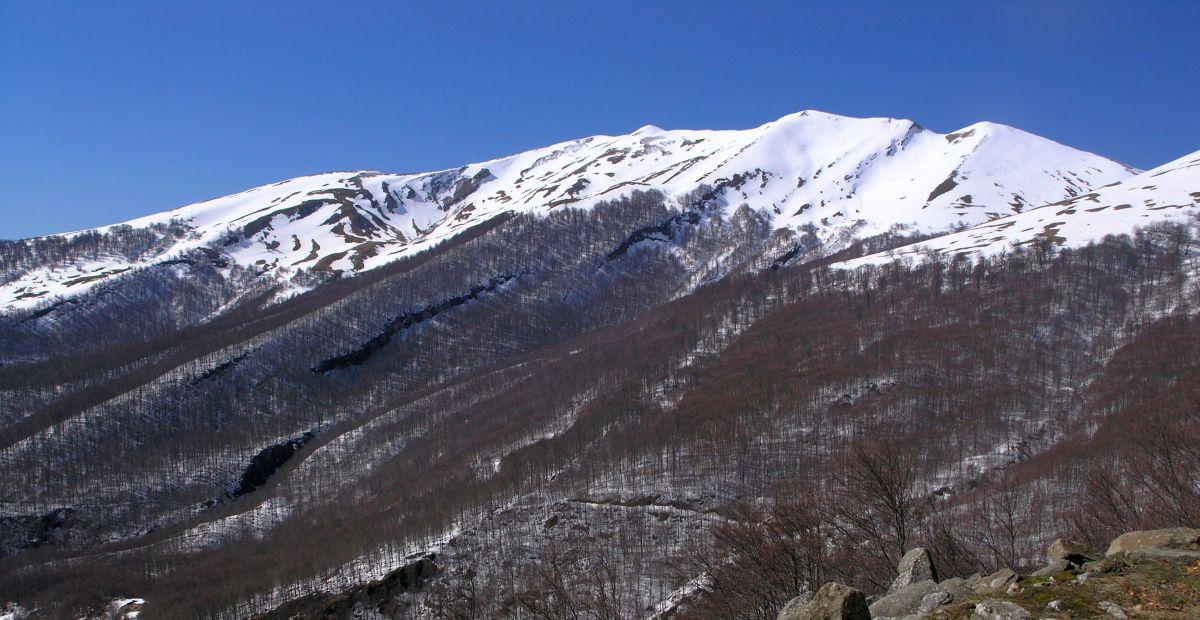 I circhi del Monte di Mezzo con le corte valli glaciali